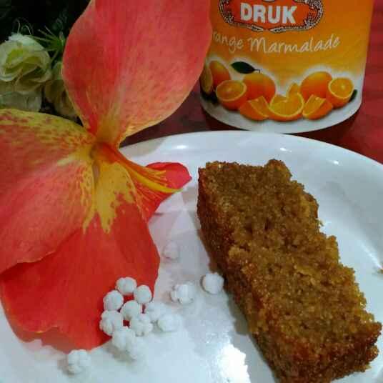 Photo of Wheat Rava Orange Cake by Kalai Rajesh at BetterButter