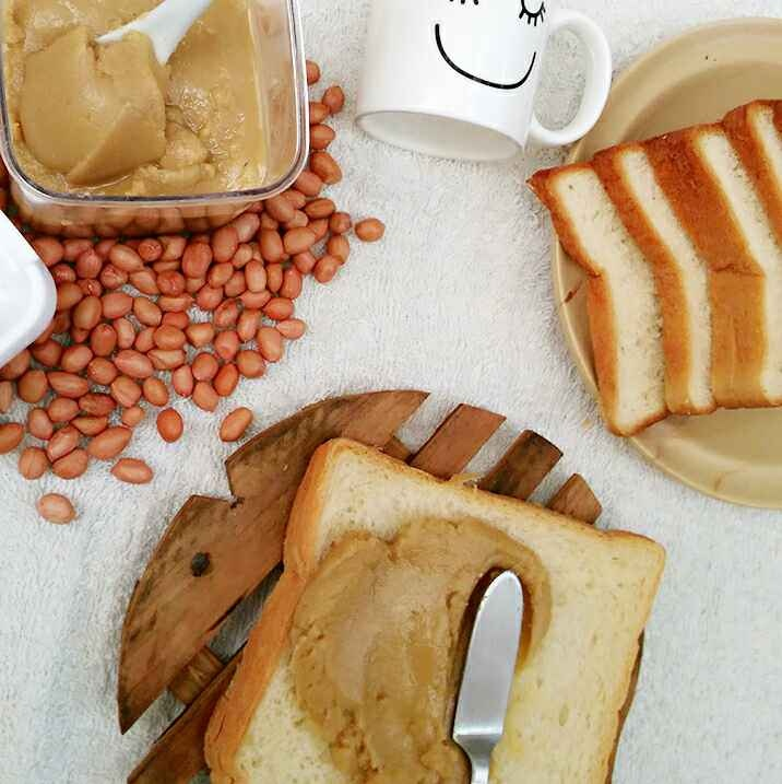How to make Honey peanut butter