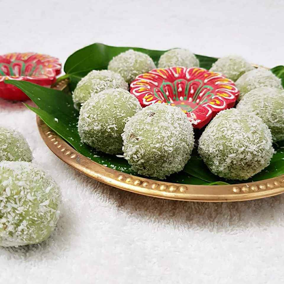Photo of PAAN LADOO by Kalai Rajesh at BetterButter