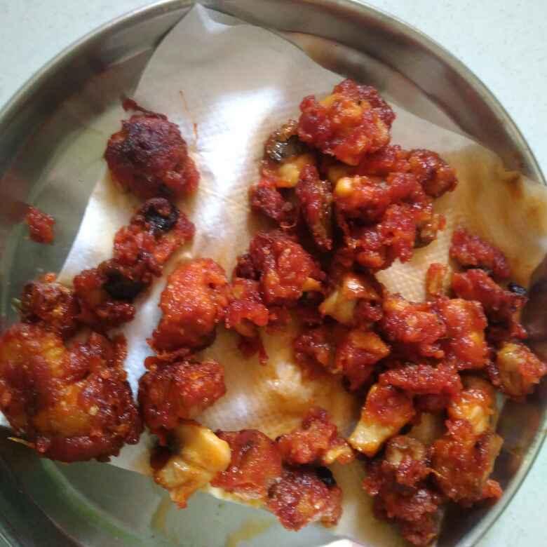 Photo of Mushroom fry by Kalai vani at BetterButter