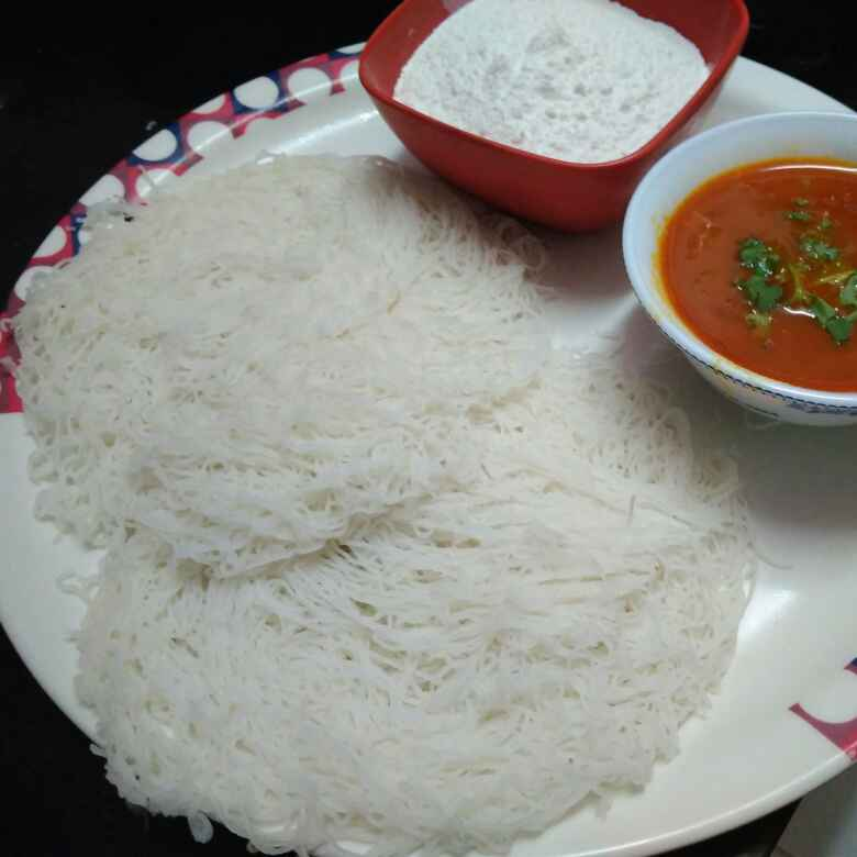 Photo of Idiyappam by Kalai vani at BetterButter