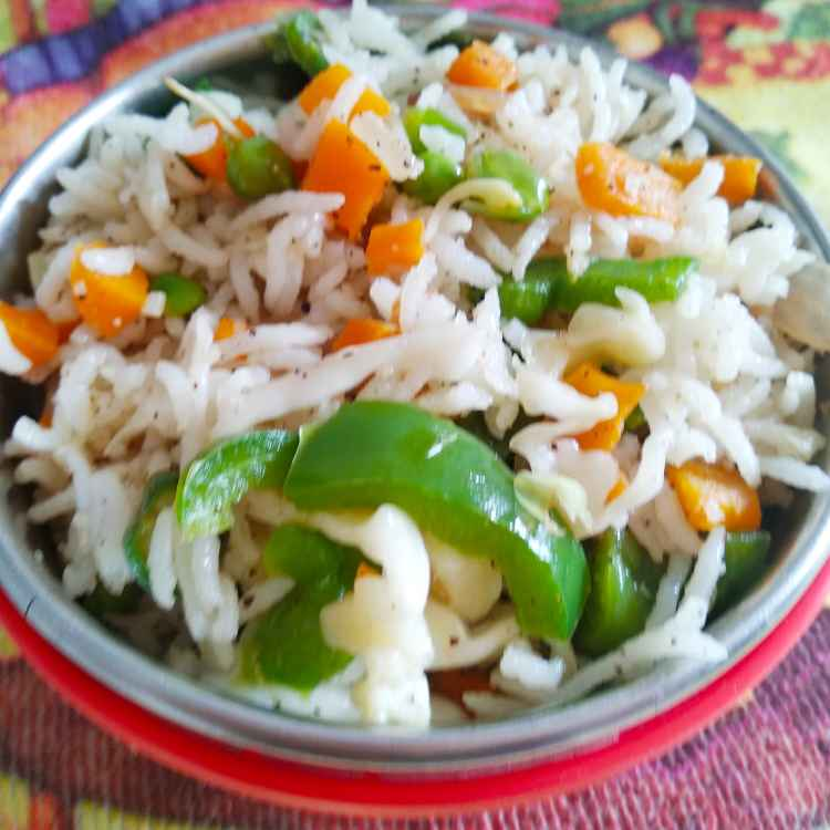 Photo of Veg fried rice by Kalai vani at BetterButter