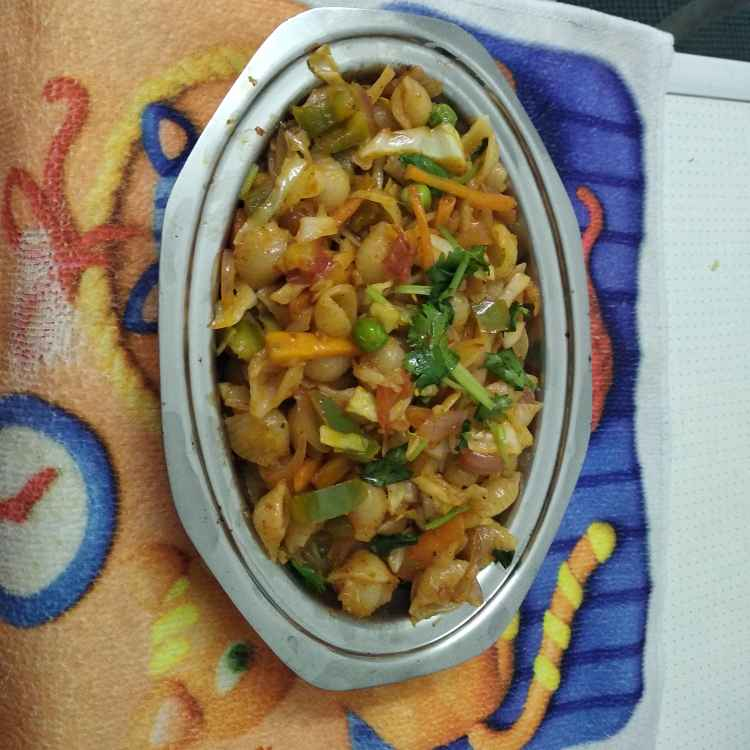 Photo of Spicy pasta by Kalai vani at BetterButter