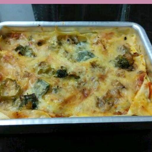 How to make Veg Lasagne