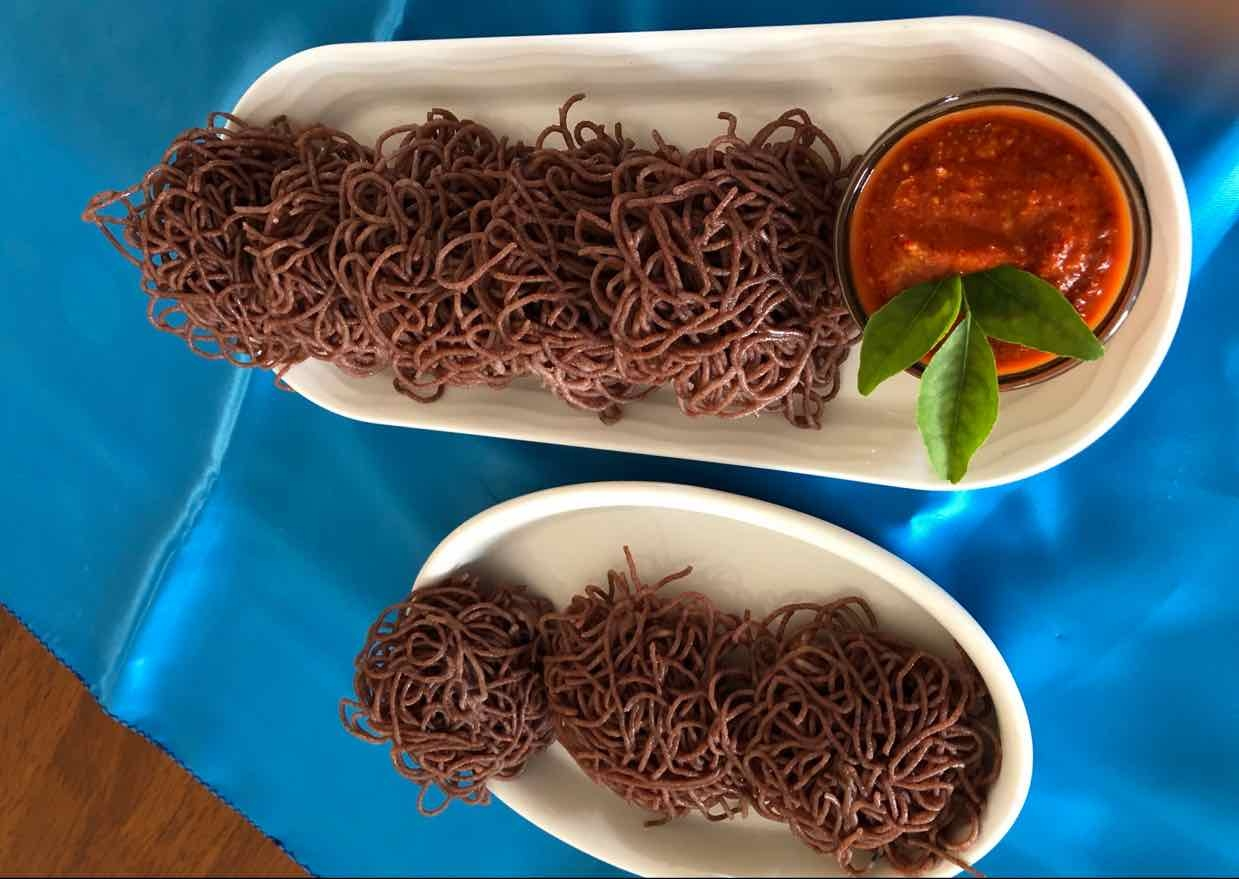 Photo of ragi ediyapam by Kalpana Parmar at BetterButter