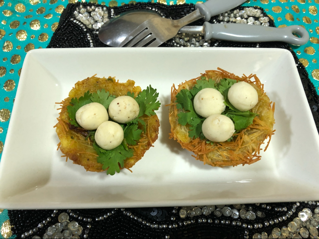 Photo of bird nest by Kalpana Parmar at BetterButter