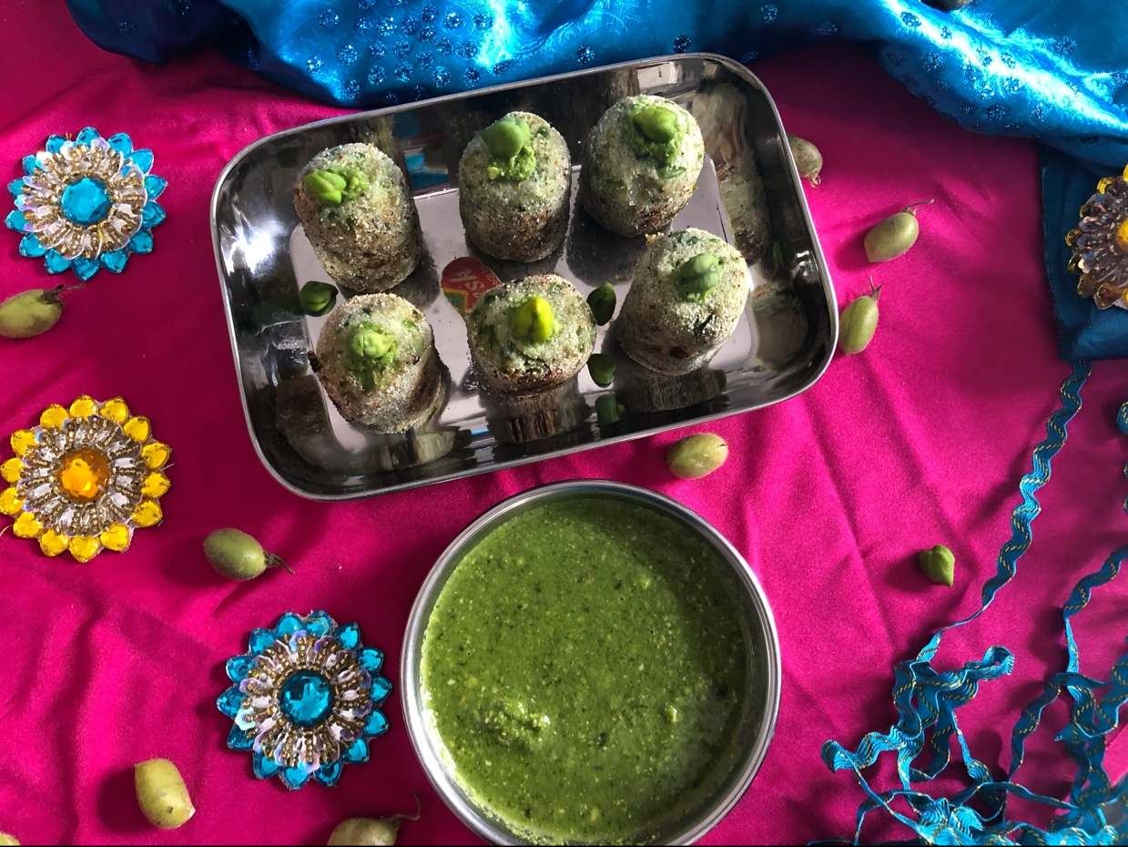 Photo of geen kabab by Kalpana Parmar at BetterButter