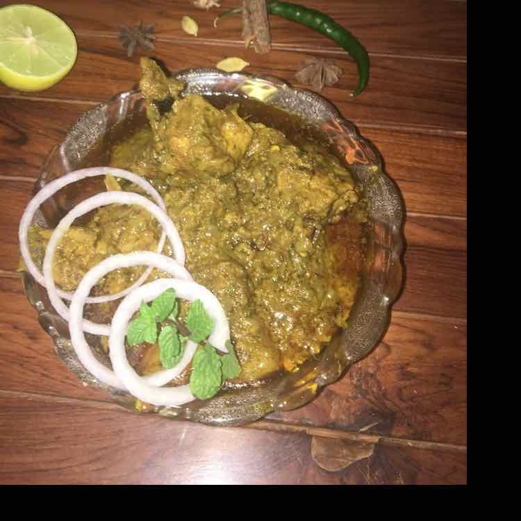 Photo of Chicken in Green Masala by Kalpana Patel at BetterButter