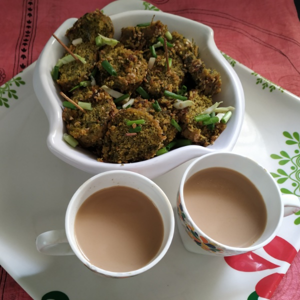 Photo of Methi Na Muthia by kalpana solanki at BetterButter