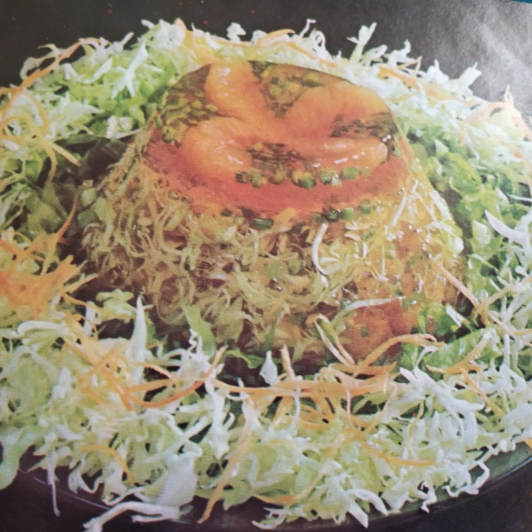 Photo of Orange Jelly Cabbage Salad by kalpana solanki at BetterButter