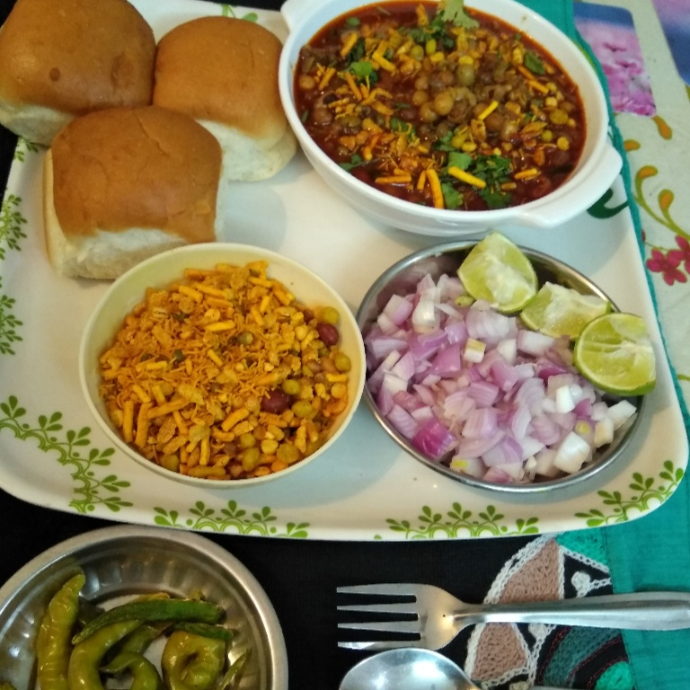 How to make Misal Pav