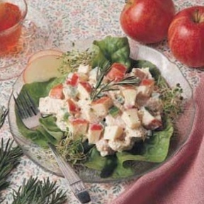 How to make Apple salad