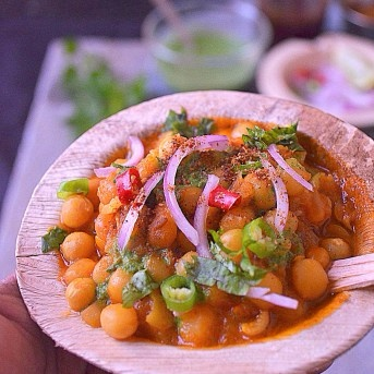 Photo of Ghugni Chaat by Kalpana V Sareesh at BetterButter