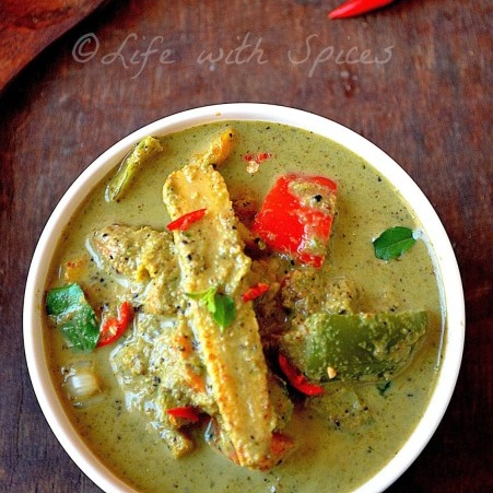 Photo of Thai Veg Green Curry by Kalpana V at BetterButter