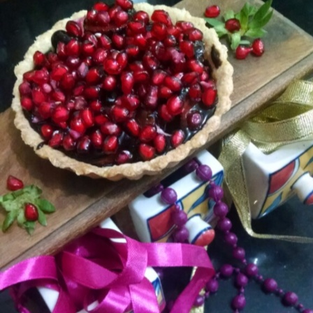How to make Strawberry and Chocolate Pie