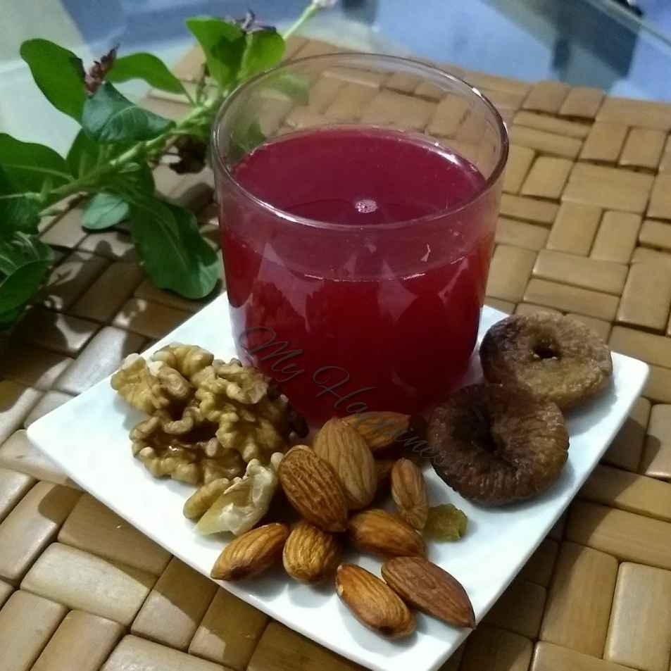 How to make Welcome Drink
