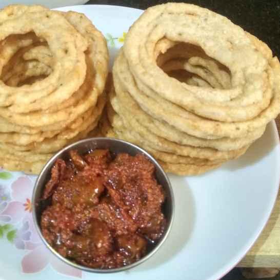 Photo of Chakinalu by kalyani shastrula at BetterButter