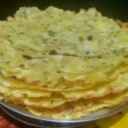 Photo of Rice flour roti by kalyani shastrula at BetterButter