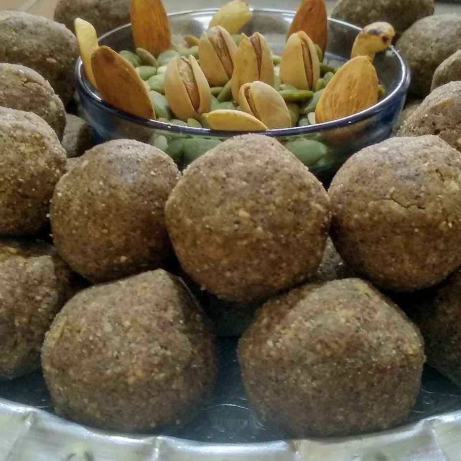 How to make Protein laddu