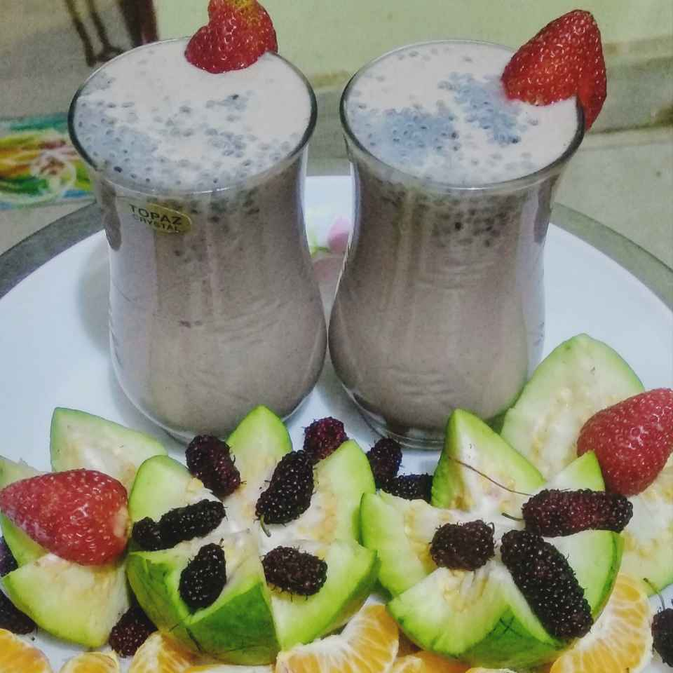Photo of Guava smoothie by kalyani shastrula at BetterButter