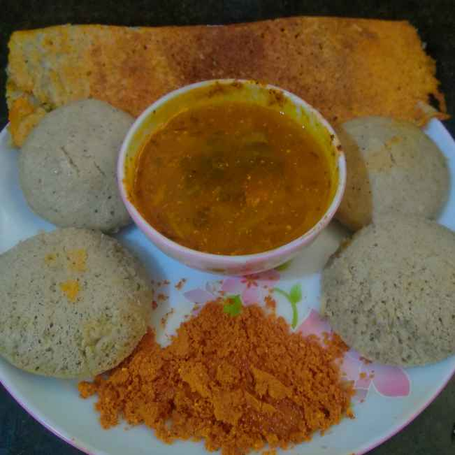 Photo of Pearl millet idly ,dosa by kalyani shastrula at BetterButter
