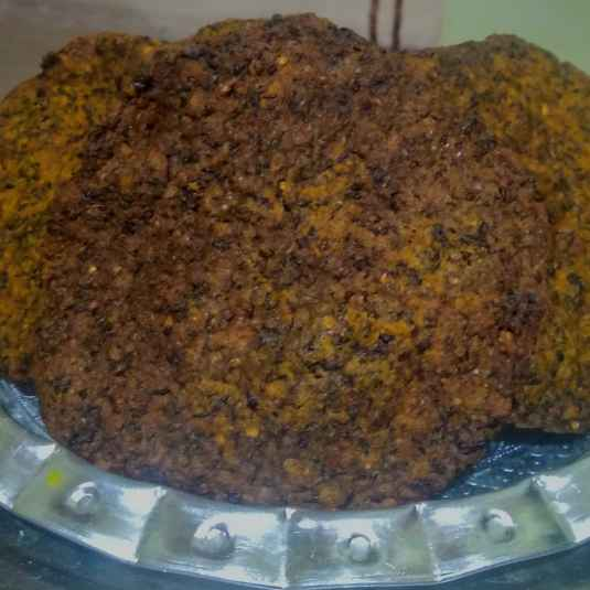 Photo of Tirupathi vada prasadam (Blackgram(uradbeans) by kalyani shastrula at BetterButter