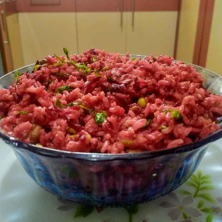 Photo of Beetroot rice by kalyani shastrula at BetterButter