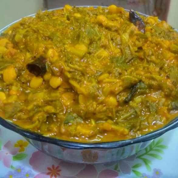 Photo of Amaranthus tamarind stew by kalyani shastrula at BetterButter