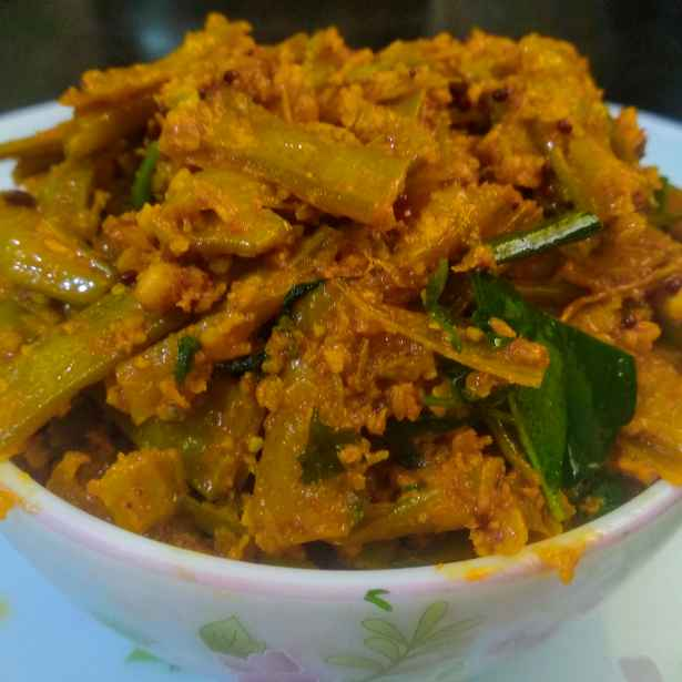 Photo of Cluster bean sweet curry by kalyani shastrula at BetterButter