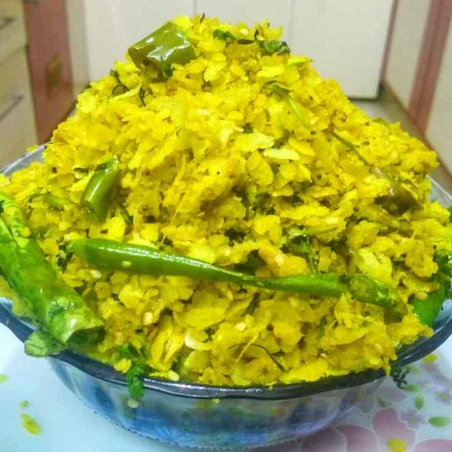 Photo of Brinjal poha by kalyani shastrula at BetterButter