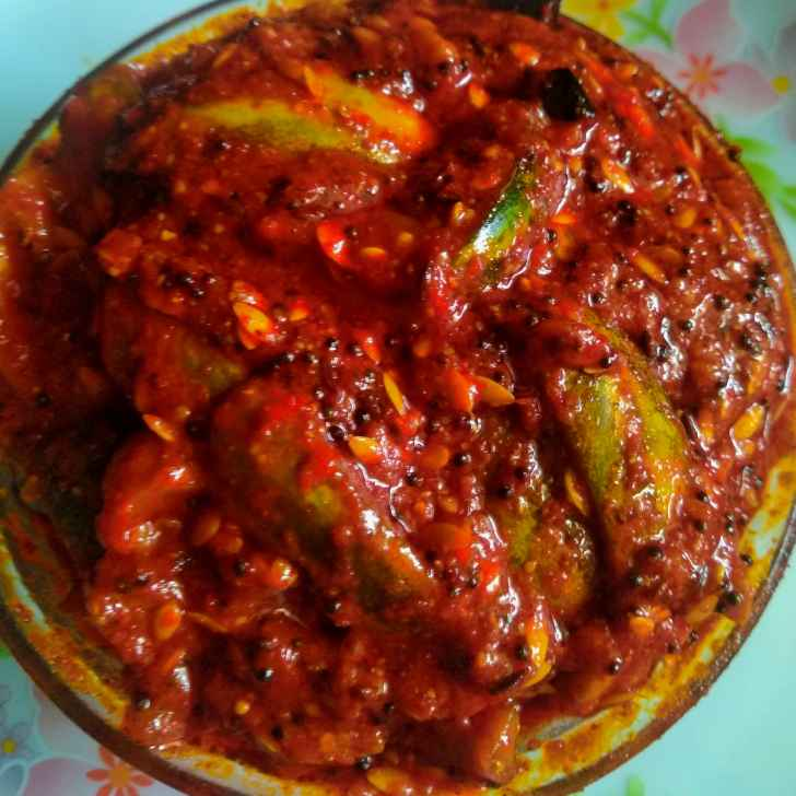 Photo of Lemon cucumber pickle by kalyani shastrula at BetterButter