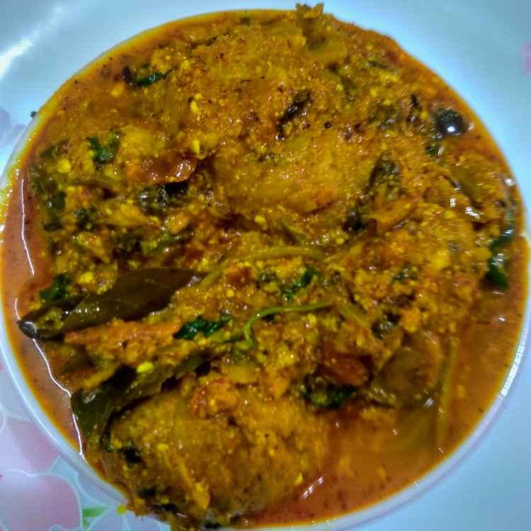 Photo of Rawbanana kofta curry by kalyani shastrula at BetterButter