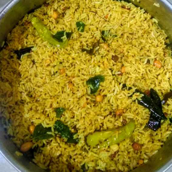 Photo of Tamarind rice by kalyani shastrula at BetterButter