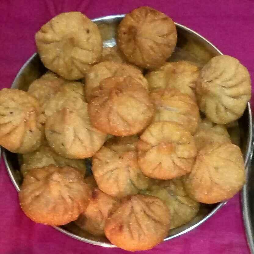 How to make Mawa And Dry Fruit Modaks