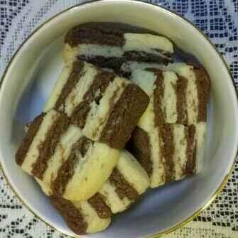 Photo of Choco vanilla cookies by Dr.Kamal Thakkar at BetterButter