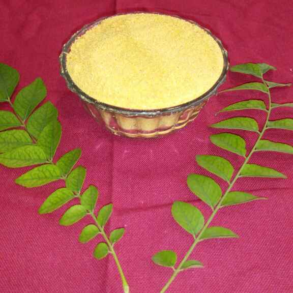 How to make Instant Sambhar Powder / Podi
