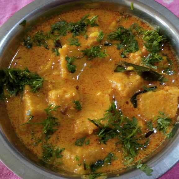 How to make Dhokli nu shaak