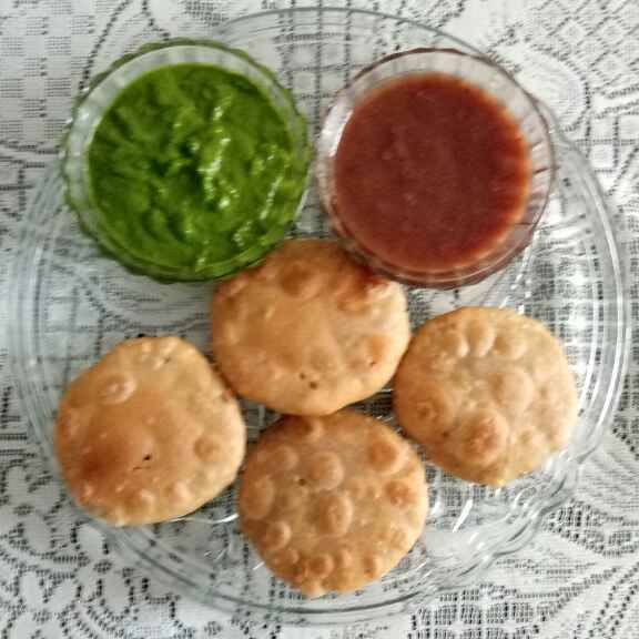 Photo of Pyaaj ki kachori by Dr.Kamal Thakkar at BetterButter