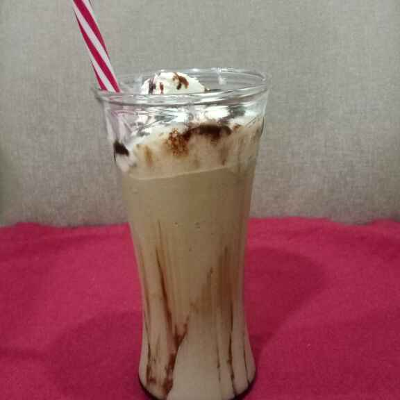 How to make Mocha Frappe