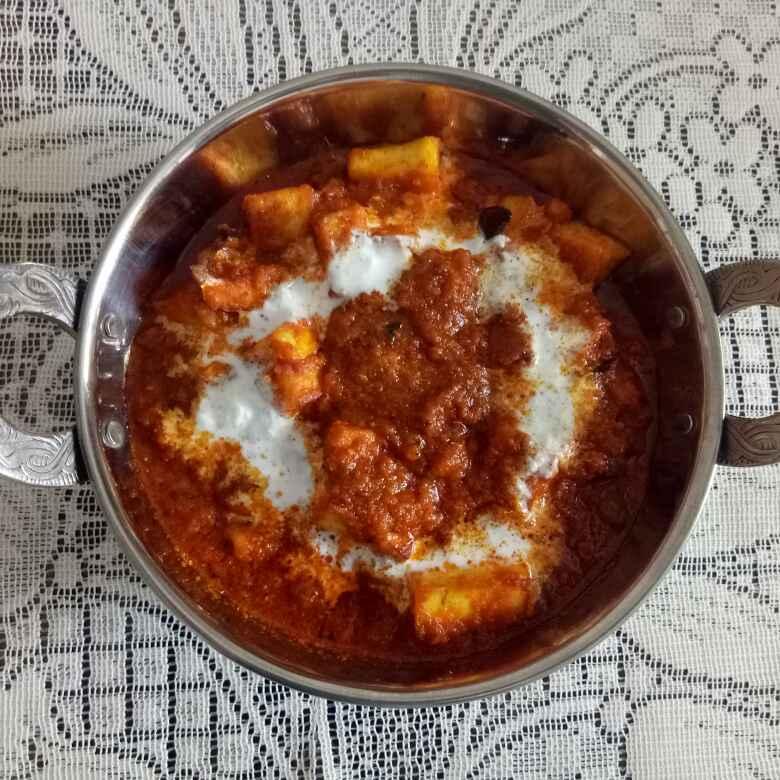 Photo of Paneer butter masala(restaurant style) by Dr.Kamal Thakkar at BetterButter