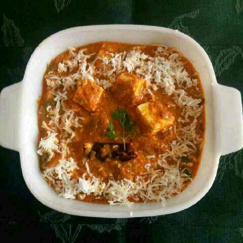 How to make Cheese paneer butter masala