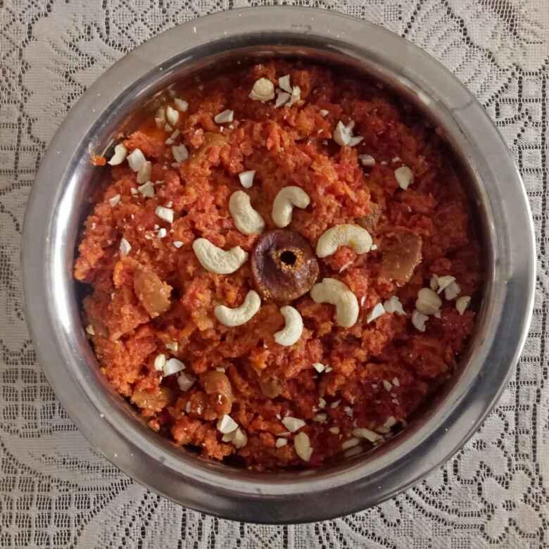Photo of Carrot halwa by Dr.Kamal Thakkar at BetterButter