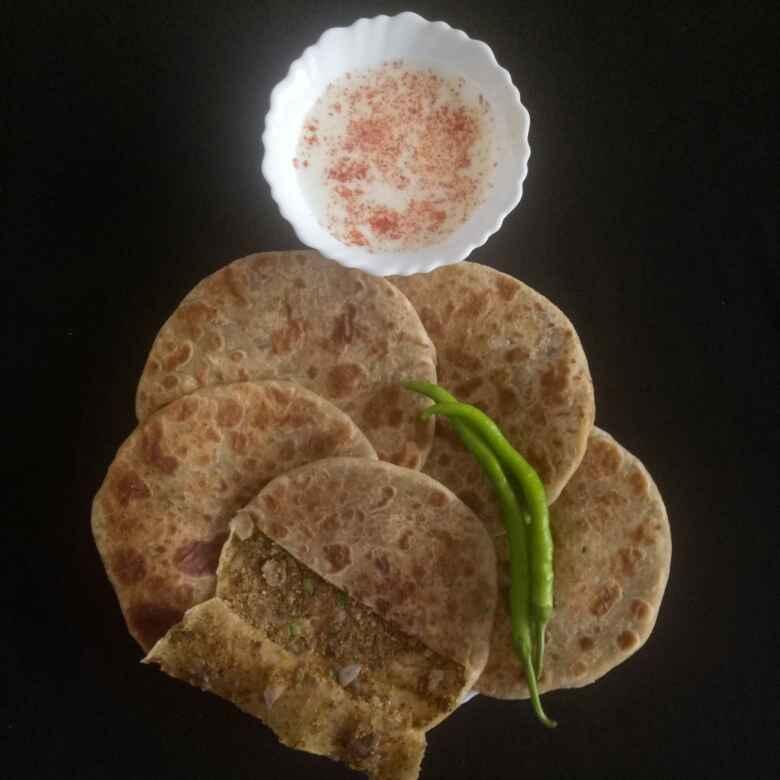 Photo of Sattu ke parathe by Dr.Kamal Thakkar at BetterButter