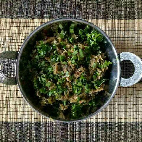 How to make Bottlegourd bharta