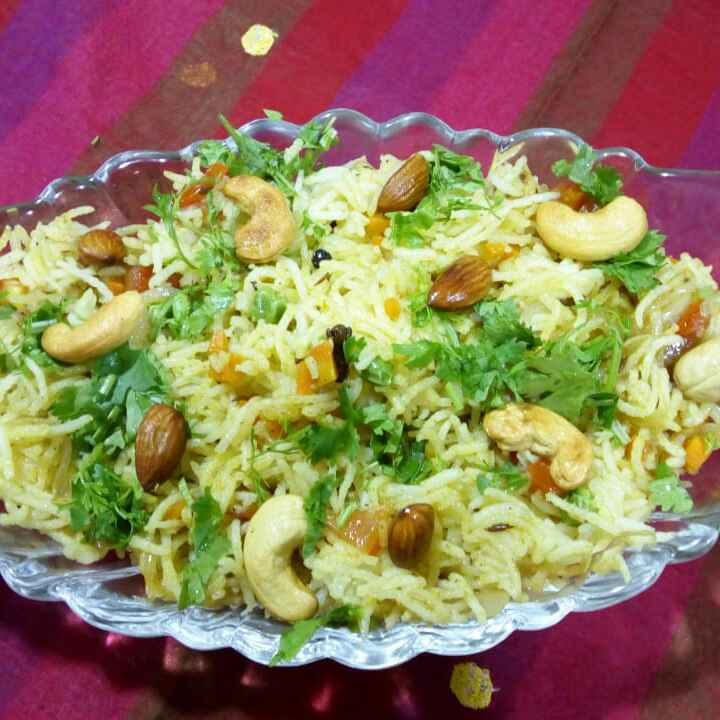 How to make Shahi pulao