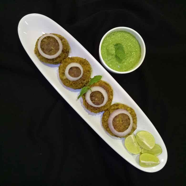Photo of Vegetarian shami kabab by Dr.Kamal Thakkar at BetterButter