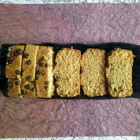 How to make Wheat flour banana bread