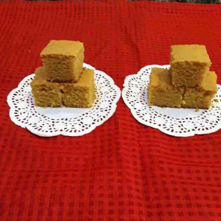 Photo of Wheat flour vanilla cake by Dr.Kamal Thakkar at BetterButter