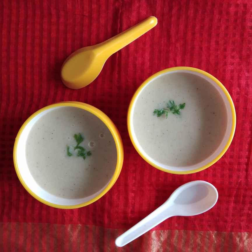 How to make Bottlegourd soup