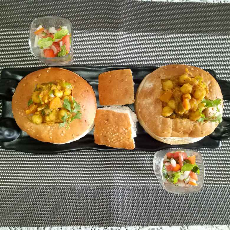 Photo of Bunny Chow by Dr.Kamal Thakkar at BetterButter